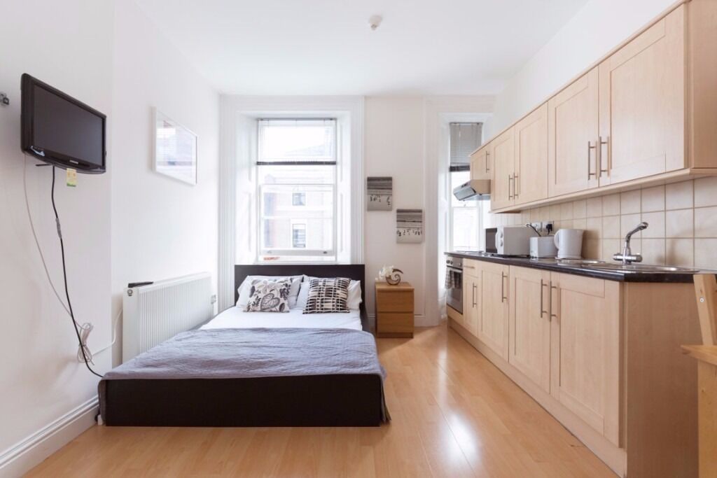 LOVELY STUDIO! SOUTH KENSINGTON! ALL BILLS INC! MOVE IN NOW!