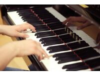 Private one-to-one piano tuition for all ages and abilities!