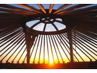 YURT FOR SALE, Beautiful Brand New Authentic Mongolian Yurt, 5m/16.5ft