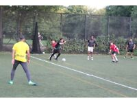 Brixton/Tulse Hill Social Football- Monday- Play When You Want, 7-8.30pm