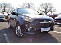 2011 (61) Hyundai Ix35 2.0 CRDi Premium | Yes Cars 4 u - Portsmouth