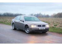 BMW 7 series 735 735Li - 67k - HIGH Spec, BMW FSH, Ex-Embassy Car in PERFECT condition.BEST EXAMPLE
