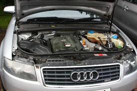 Audi A4 S-line Convertible Cabriolet Xenon Headlights