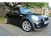 MINI COOPER JOHN COOPER WORKS JCW COOPER S ALLOYS LEATHER FSH SEP 2008 MOT MAY 17 * BARGAIN £3495 *