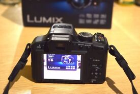 Panasonic Lumix FZ45 + 8GB SD Card + Case [EXCELLENT CONDITION]