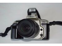 Nikon F60 camera body and Nikon AF Nikkor 35-80mm lens £65.00