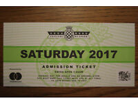Goodwood Festival of Speed - General Admission Saturday tickets