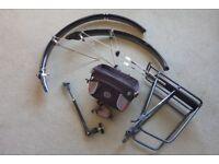 Accessories Kit For Hybrid/Road Bike.