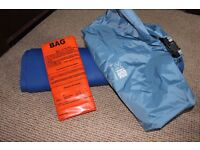 XXL Rucksack Dry Bag by Karrimor / survival bag / bed roll
