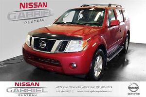 2012 Nissan Pathfinder ** hitch ** sieges chauffant **