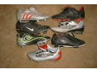 football boots (size 1)