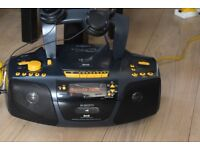 ROBERTS CD 9979 DABRADIO/CD/SD/CASSETTE RECORDER/PIONEER HEADPHONE