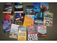 BOX FULL ABOUT 50 BOOKS ONLY £6