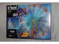 K'NEX Revolution Ferris Wheel Building Set with motor (344 pieces construction kit) 0.59m NEW/SEALED