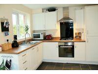 New Bovis 3 Bedroom, ensuite & family bathroom, garage, driveway, garden. Marine Drive, Teignmouth.