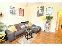 Converted Ground Floor Flat in Walthamstow Central. Three Double Bedrooms. Private Garden.