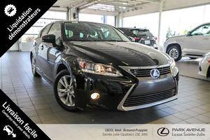 2015 Lexus CT 200h *115$/semaine garantie 3ans/60000 km*