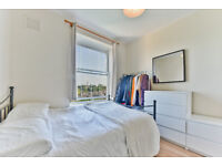 Large 4 double bedroom flat with no lounge in Deptford available furnished.