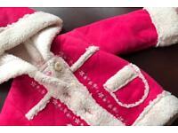 OshKosh baby girls coat