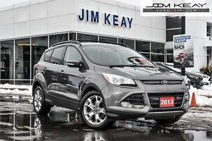 2013 Ford Escape SEL FWD W/LEATHER, ROOF & NAVIGATION