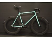 Special Offer !!! Steel Frame Single speed road TRACK bike fixed gear racing fixie bicycle 3dwrr