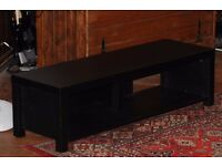 Black entertainment unit clearance