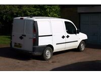 FIAT DOBLO CARGO VAN JTD SX 2002 1900cc FOR REPAIR OR SPARES
