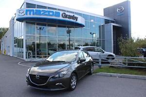 2014 Mazda Mazda3 GX-SKY*SPORT*AC*COMMANDE AUDIO*CD*BLUETOOTH*AU