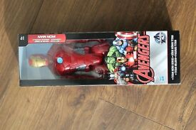 Iron man figure - brand new and unopened
