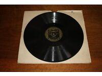 Brunswick Vinyl LP - Bloop Bleep & I Wonder Who's Kissing Her Now
