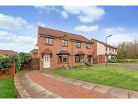 Haddington - 3 Bedroom House, Double glazed , GCH, Enclosed rear Garden