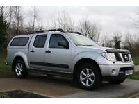 2005 Nissan Navara 2.5 dCi Outlaw King Cab Pickup 4dr FULL SERVICE HISTORY, 3M WARRANTY, PX WELCOME