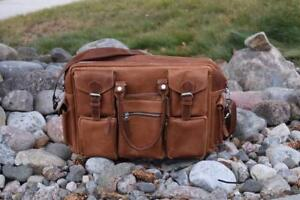 CUSTOM HANDMADE Leather Messenger Bags, Duffle Bags, Satchel Bags