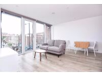 This stunning apartment offers one double bedroom and a balcony, situated on Tooting High Street.