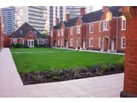 1 bedroom furnished apartment in B'ham city centre attractive period building