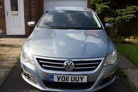 Passat CC GT 2.0 TDI 170BHP Bluemotion Technology DSG 5 seats FVWSH – Cambelt changed