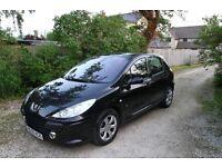 Peugeot 307 1.6l Diesel HDI SE. 12 Month MOT