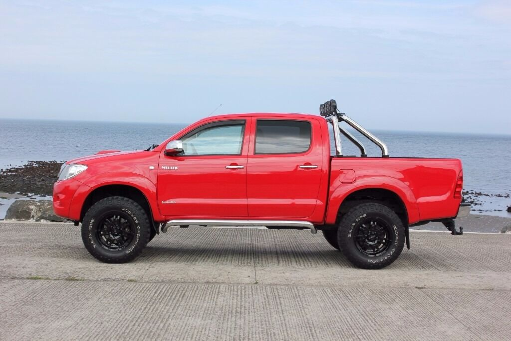 toyota hilux 2017 owners manual