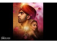 Bespoke Wedding Photography & Videography