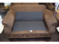 3 seater and 2 seater 2 designs fabric sofas