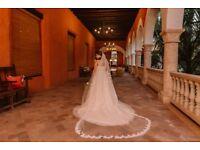 Beautiful Pronovias Wedding Dress!