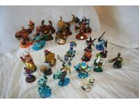 Skylanders Trap Team Starter Pack + 25 Figures and 6 Traps(Including Kaos Trap)