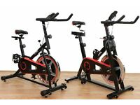 JLL Fitness Ltd - Indoor Exercise Bikes -Ex Showroom - IC200 - IC300 - IC400 - RE100 - JF100 - VX