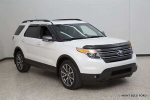 2015 Ford Explorer XLT/AWD, LEATHER, ROOF, NAV, BACU-UP CAM !!!!