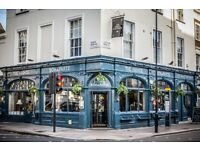 Full Time Chef de Partie required, avg. £10 per hour