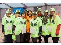 Morning Event Crew - The MoonWalk Scotland