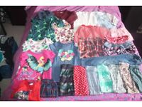 Girls 6-7 years bundle of clothes.