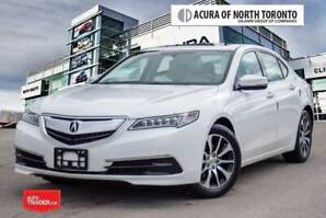 2015 Acura TLX 2.4L P-AWS 7yrs Warranty Included|No Accident| Blu