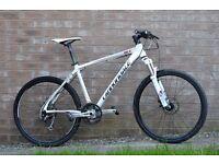 Mens Cannondale SL1 Hardtail MTB Mountain Bike 2011