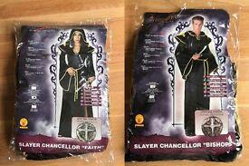 x2 Halloween Costumes - Mens & Ladies Slayer Chancellor